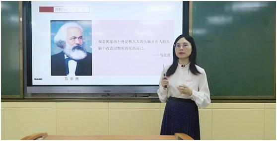 """我院丁露老师入选江西省""""新时代学生心中的好老师"""""""